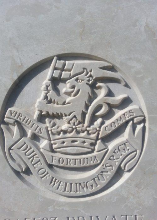 Emblème Régiment 1